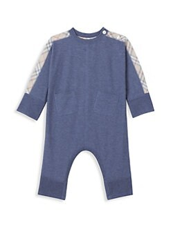 8fe08b53ae1 Burberry. Baby Boy s Colby Four-Piece Bodysuit