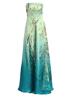 2f683bbf Formal Dresses, Evening Gowns & More | Saks.com