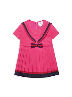 8f31435b1 QUICK VIEW. Gucci. Baby Girl's Short-Sleeve Dress