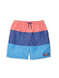 8ed56d994a QUICK VIEW. Vineyard Vines. Little Boy's & Boy's Tricolor Shorts