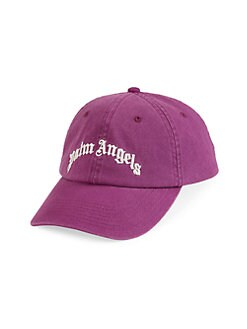 2dcabfeae83dd6 QUICK VIEW. Palm Angels. Arch Logo Baseball Cap