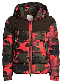 7c6e0c0b6d824 Moncler. Eymeric Camouflage Down Puffer Jacket