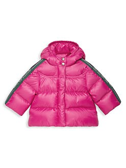 0634e6a61 QUICK VIEW. Gucci. Baby Girl's Padded Jacket