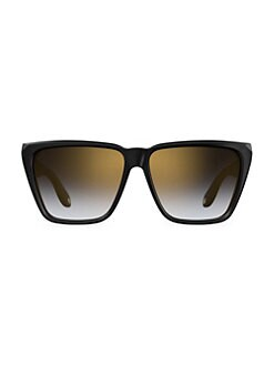 fae6d70924 Givenchy. 58MM Rectangular Sunglasses