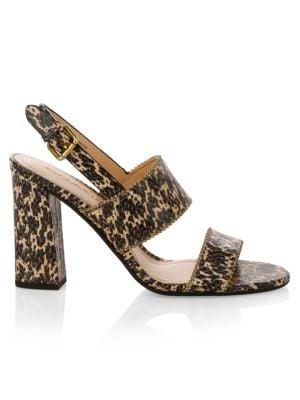 98d55472e Loeffler Randall - Phoebe Knotted Slide Sandals - saks.com