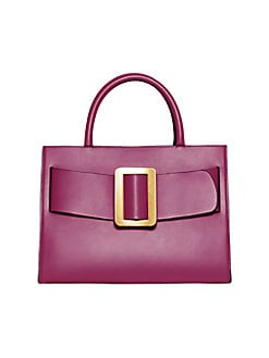 93aaa02a1b2aa Boyy - Large Buckle Leather Tote Bag