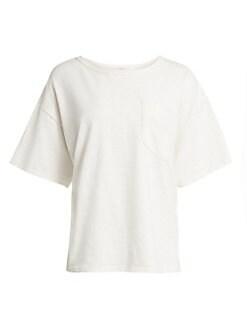 7925e7d36b3 Rag   Bone - Oversized Cotton Pocket Tee