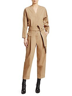 14bf714357ac 3.1 Phillip Lim. Menswear Belted Jumpsuit