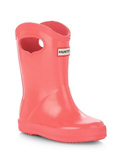 dff2f4270c QUICK VIEW. Hunter. Baby's, Little Girl's & Girl's Glossy Rain Boots