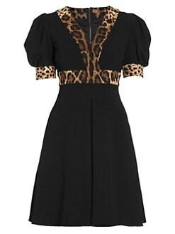 e21f4568 Dolce & Gabbana | Women's Apparel - Dresses - Florals & Prints ...