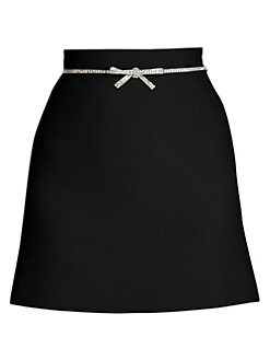 Clothing, Shoes & Accessories Dedicated New York And Conpany Pink Black Beige Knee Length Flare Skirt Sz 10 Skirts