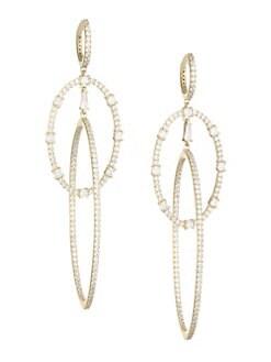 d9c5c1278a3c2 Hoop Earrings For Women | Saks.com