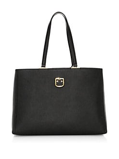 8de421e002b Product image. QUICK VIEW. Furla. Medium Belvedere Leather Tote