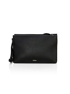 af4c5a5878 QUICK VIEW. Furla. Extra Large Babylon Leather Crossbody Bag
