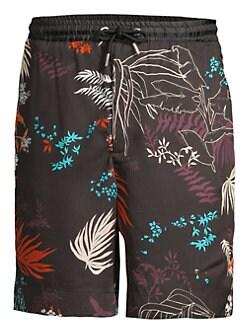 3baef8f6e0 Diesel. High Summer Floral Shorts