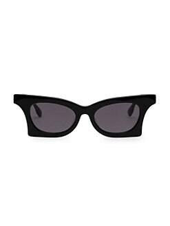 da5233a7e4e6c Le Specs Luxe. 53MM Nitro Cat-Eye Sunglasses