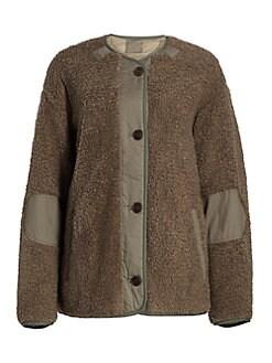 0e78dc4adbcd Women s Apparel - Coats   Jackets - Faux Fur - saks.com