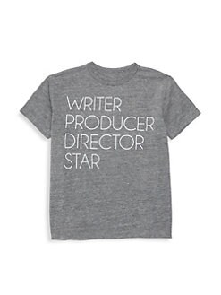 476a52126 Product image. QUICK VIEW. Chaser. Little Boy's & Boy's Movie Star T-Shirt