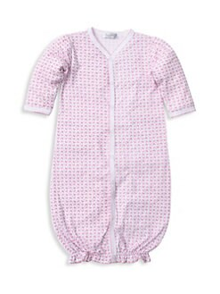 0af1bcb90a5f QUICK VIEW. Kissy Kissy. Baby Girl's Pima Cotton Heart-Print Convertible  Gown