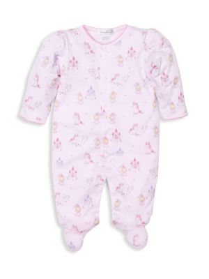 Kissy Kissy Baby Girl S Unicorn Magic Footed Playsuit