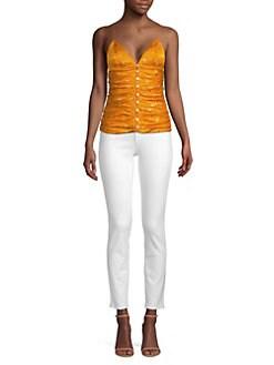 f862e26cda75f6 Women's Clothing & Designer Apparel | Saks.com