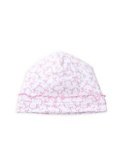 d082873b Kissy Kissy. Baby's Bows Print Hat