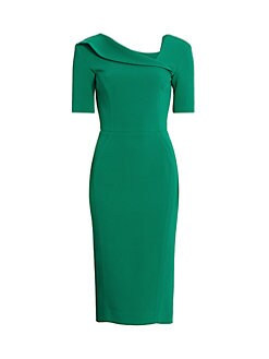 d745832d0832 Product image. QUICK VIEW. Zac Posen. Short-Sleeve ...
