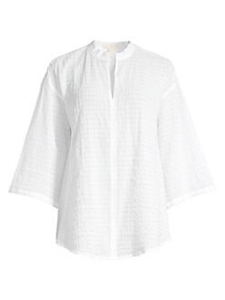 0ef44072 Tops For Women: Blouses, Shirts & More | Saks.com