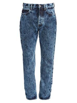 b10e0403998 Saint Laurent - Skinny-Fit Waxed Jeans - saks.com