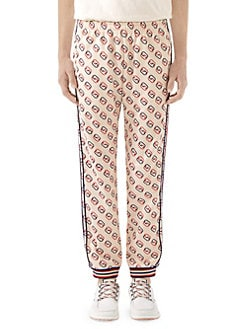 bcdd098dbf7f6 QUICK VIEW. Gucci. Loose Printed Jogging Pants