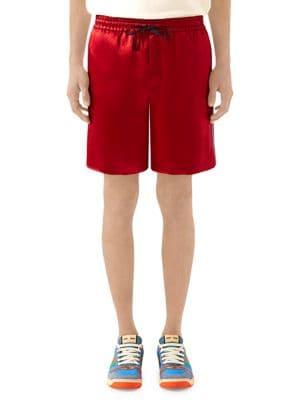 a093476a99 Gucci - GG Star Acetate Bowling Shirt - saks.com