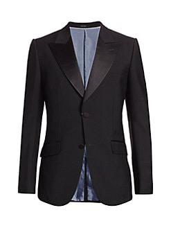62ad35ce4 Gucci. Wool Mohair Tuxedo