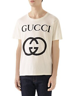 e7b72ab147d QUICK VIEW. Gucci. Interlocking G Oversize T-shirt
