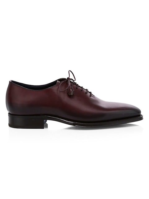 Heritage Albizi Leather Oxford Shoes