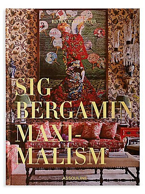Image of A look at the Brazilian architect and designer's signature maximalist style as exhibited in the homes he creates. Twenty residences designed by Sig, including his own homes in Brazil, New York, and Paris, photographed by Björn Wallander. Foreword by James
