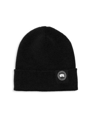 Canada Goose Hats Lightweight Merino Wool Watch Cap