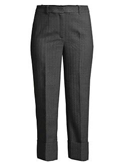 9cb047c131 Pants For Women: Trousers, Joggers & More | Saks.com