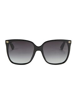 3a38aa213e74c QUICK VIEW. Gucci. 57mm Square Sunglasses