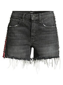bc930a9948 Hudson Jeans. Jade Boyfriend Denim Shorts