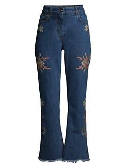 c44ad57af8bd Jeans For Women: Boyfriend, Skinny & More   Saks.com