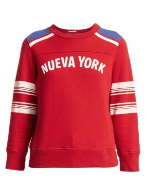 Mother Nueva York Sweatshirt