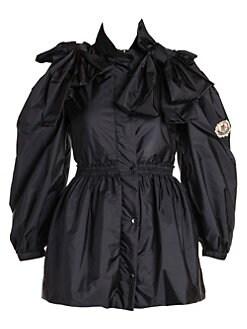 f1869e74e56ee Women's Apparel - Coats & Jackets - Trench Coats & Rain Coats - saks.com