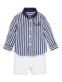 2dd6c3a7d Ralph Lauren. Baby Boy s Three-Piece Shirt ...