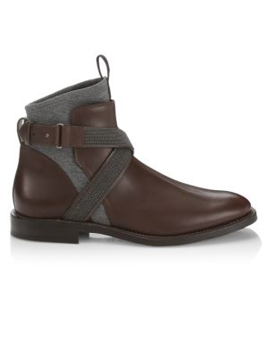Details about Giuseppe Zanotti Homme Men's Leather Ankle Boots Shoes Sz 6 8 8.5 9 9.5 10 11 12