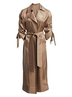 17d61f4b9a Women's Apparel - Coats & Jackets - Trench Coats & Rain Coats - saks.com