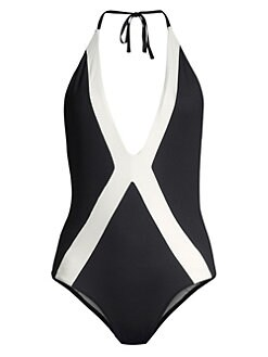 9da3892a324 ... One-Piece Swimsuit BLACK. QUICK VIEW. Product image. QUICK VIEW.  OndadeMar