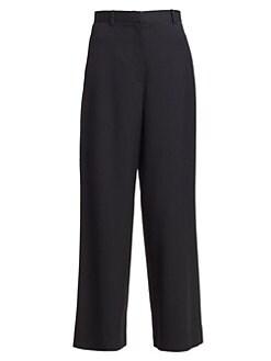 0cf4286e The Row. Nick Virgin Wool Trousers