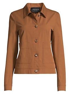 fc45213baba0 Lafayette 148 New York   Women's Apparel - Coats & Jackets - saks.com