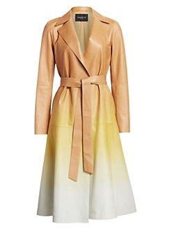 06c3519ae Women's Apparel - Coats & Jackets - Trench Coats & Rain Coats - saks.com