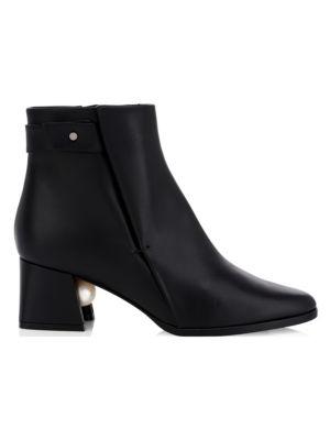 Nicholas Kirkwood Boots Miri Leather Ankle Boots